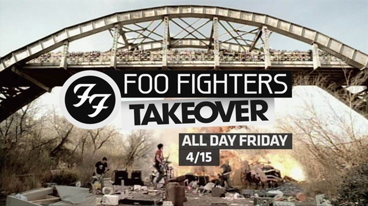 Foo Fighters Takeover - All Day Friday