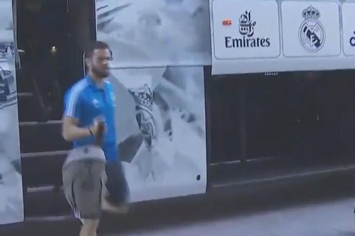 El Real Madrid ya está en Butarque