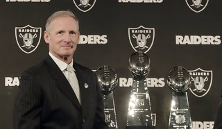 Vegas Nation: Raiders hire Mike Mayock as new GM