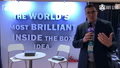 AVI LIVE: WolfVision Shows All-in-One Networked Solution, a Brilliant Inside-the-Box Idea