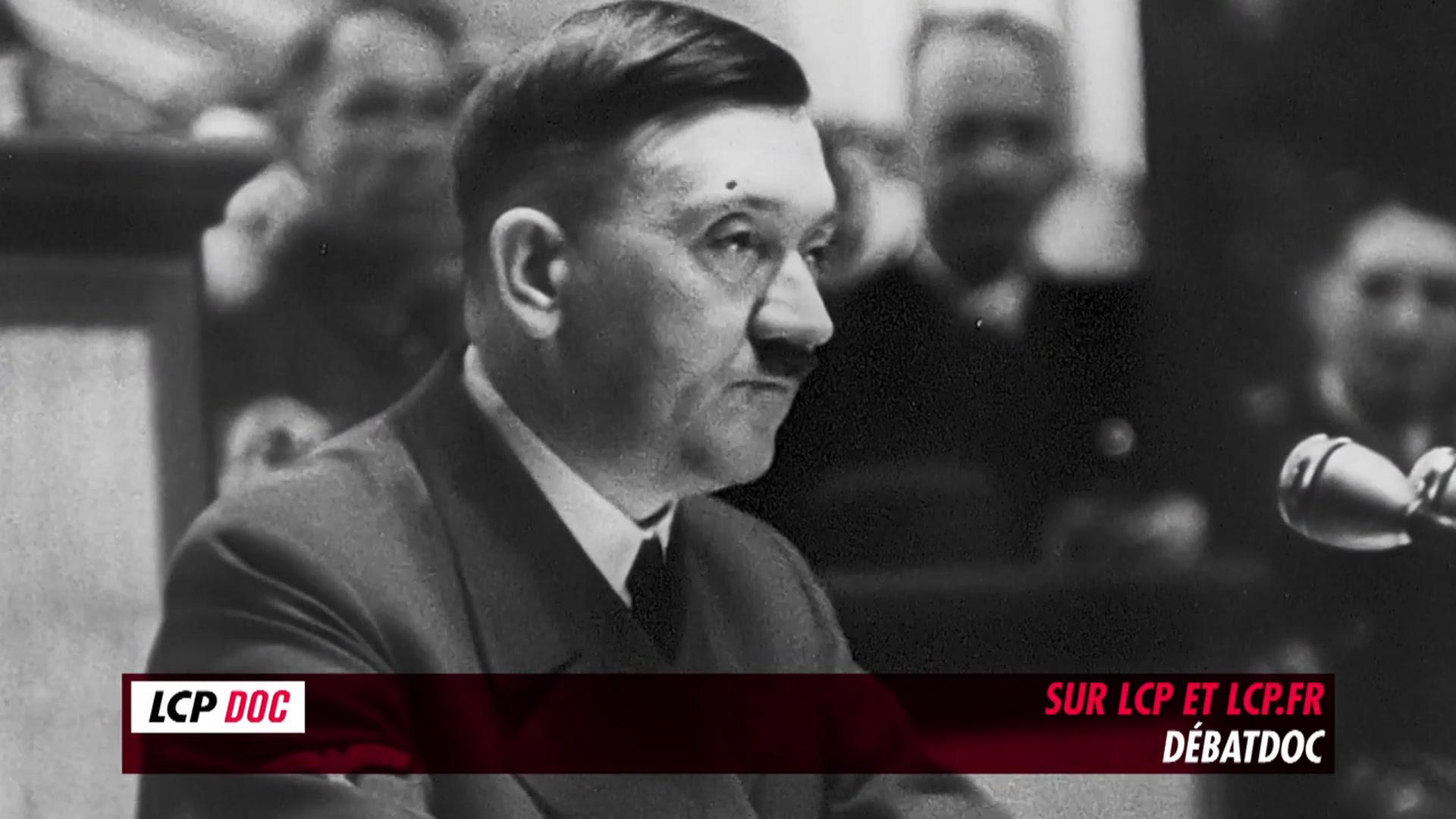 Les coulisses de l'histoire : Hitler, l'art de la défaite