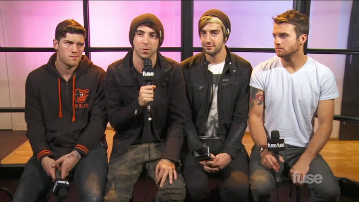 "Interviews: Go Behind the Scenes of All Time Low's ""Backseat Serenade"" Video"