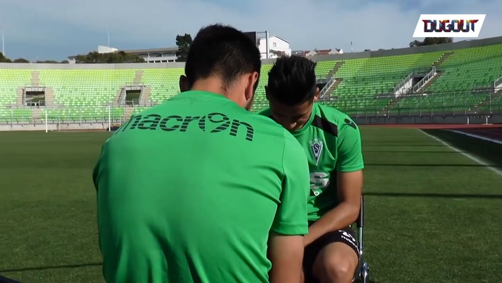 Lado W': Kevin Valenzuela v Luis Pavez