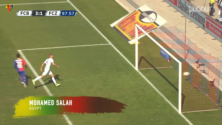 AFCON Superstars: Mohamed Salah