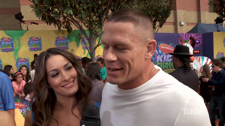 Interviews:Kids Choice Awards: Jon Cena