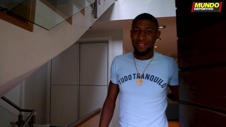 Emerson de Souza analiza para MD la actualidad y su futuro en el Barça