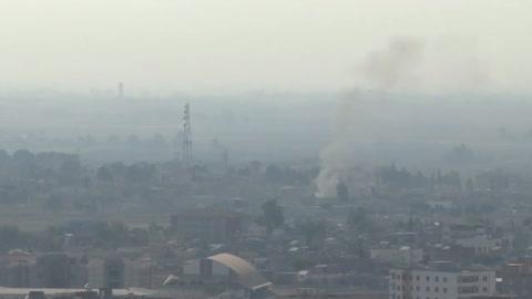 Civiles muertos por bombardeos turcos y disparos de milicias sirias, pese a tregua