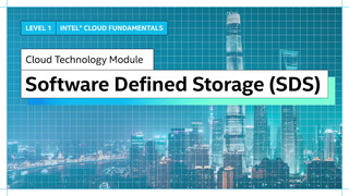 Chapter 1: Software Defined Storage