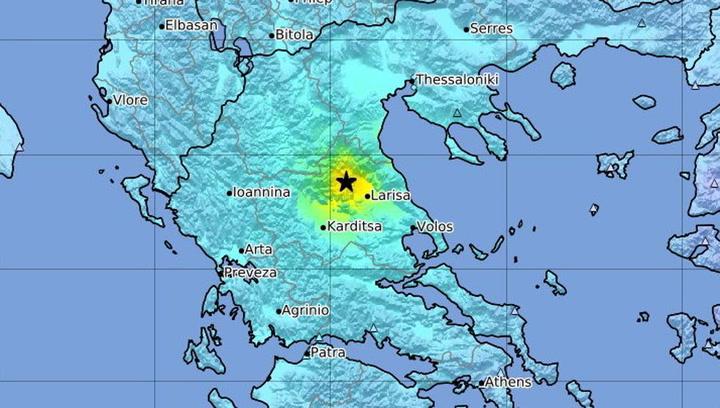 Un terremoto de magnitud 6 sacude Grecia y desata el pánico entre la población