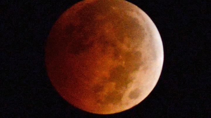 Se den «magiske» blodmånen