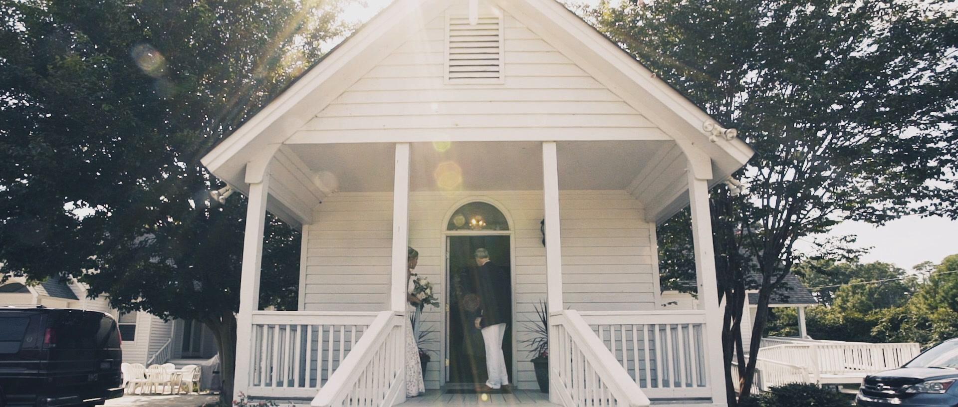 Maggie + Jake | Duck, North Carolina | The Sanderling