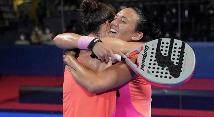 Resumen Final Femenina Llaguno_Riera Vs Salazar_Triay Cupra Vigo Open