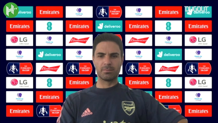Mikel Arteta on the challenge of Chelsea and Frank Lampard