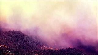 Incendios devoran viñedos del valle de Napa en EEUU