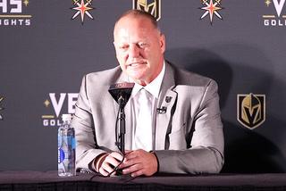 Vegas Golden Knights introduce Gerard Gallant as their head coach