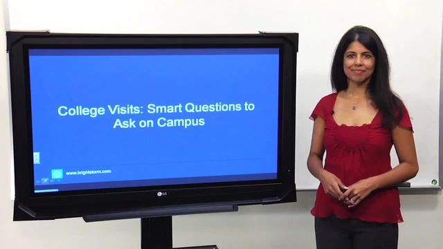 College Visits - College Visits: Smart Questions to Ask on Campus