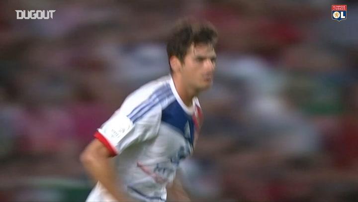 Olympique Lyonnais' top five goals at Rennes