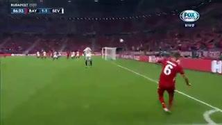 Es un muro impenetrable: Así fue el tapadón de Manuel Neuer en la Supercopa de Europa