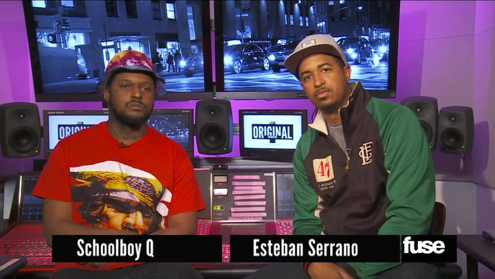 Interviews: Schoolboy Q interview