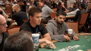 'Jeopardy!' sensation James Holzhauer hits the poker tables at WSOP