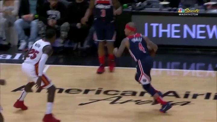 Bradley Beal (Wizards), el más destacado de la jornada de la NBA del 22 de enero 2020