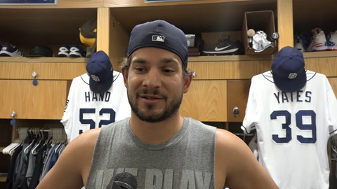 Brad Hand On Being All Star and Dealing with Trade Rumors
