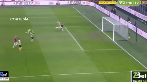 Milan 3 - 0 Spal (Copa Italia)
