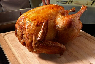 How to make the cut in expert turkey carving