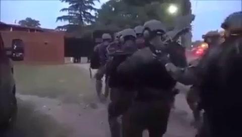 Independiente: así atacó a balazos el Polaco Petrov a la Policía