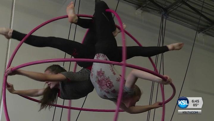 Utah 'Circus School' Fulfills Dreams, Saves Lives