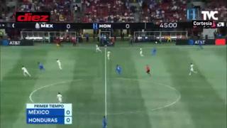 ¡Jorge Benguché le quemó las manos a Cota; Honduras y México siguen sin goles!