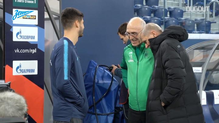 Behind The Scenes: Zenit VS Rubin Kazan