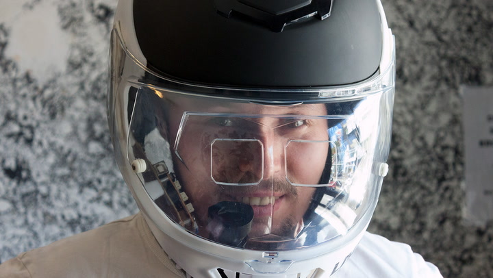 after failure is the livemap hud helmet the future digital trends