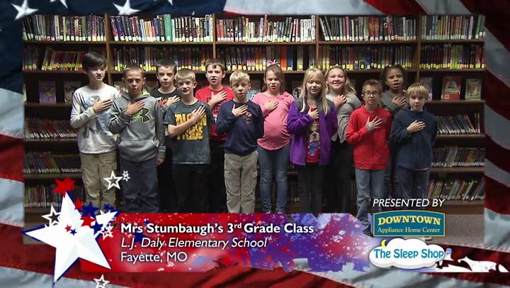 L.J. Daly Elementary School - Mrs. Stumbaugh - 3rd Grade