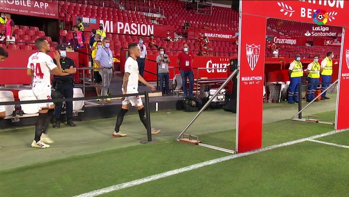 LaLiga Santander (J.36): Sevilla 2-0 Mallorca