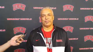 UNLV's Menzies, Mooring talk about MW play