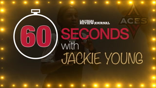 Las Vegas Aces 60 Seconds With Jackie Young