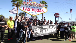 Raiders partner with Three Square – Video