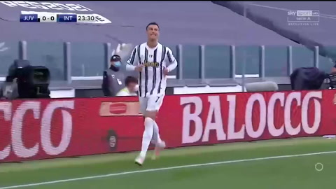 Juventus 3-2 Inter de Milán (Serie A)