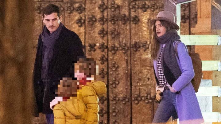 Iker Casillas y Sara Carbonero mantienen una buena relación tras el divorcio