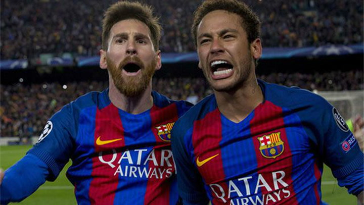 "Neymar en Oh my goal: ""Mi duo con Messi era espectacular"""