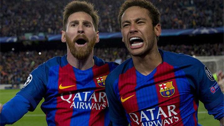 """Neymar en Oh my goal: """"Mi duo con Messi era espectacular"""""""