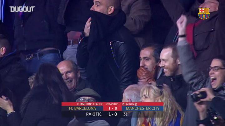 Ivan Rakitic's top five Barça goals