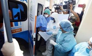 Coronavirus en Honduras: Los contagios llegan a 70,611 y la cifra de muertos aumenta