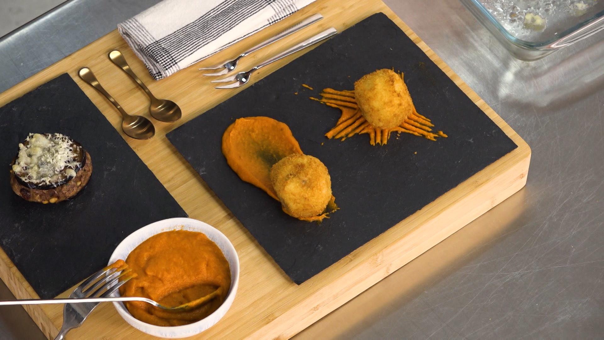 Croquetas de patata y carne al estilo de Pepa