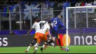 Ilicic y un golazo en Champions League al Valencia