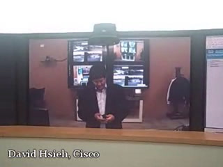 Demonstration of Cisco Media Processing - Flip to iPhone