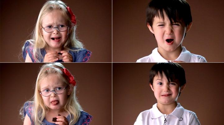 Slik får du barn til å hate sjokolade
