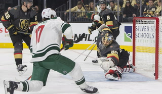 Golden Edge: Golden Knights Fall for the Third Time in Five Games