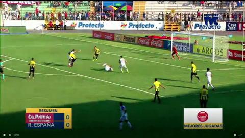 Olimpia 0-0 Real España (Liga Nacional)